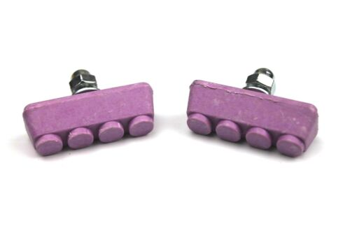 ProBMX Brake Pads Lavender Old School Skyways Tuffs Style