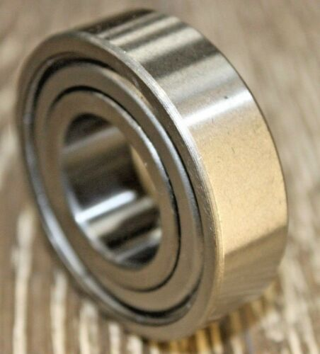 Premium New 87505 Quality Radial Ball Bearing with METAL Shields Chevron Grease