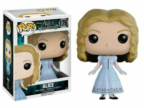 Pop Alice Disney Alice in Wonderland