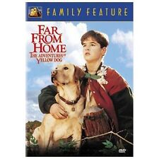 Far From Home: The Adventures of Yellow Dog (DVD, 2003)