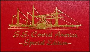 United States Coins Tommy Thompson New! 2002 Red Book SS Central America