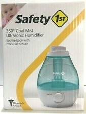Safety 1st Ultrasonic 360 1H185 Cool Mist Humidifier Pink
