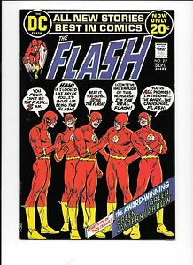 The-Flash-217-September-1972-Neal-Adams-art-Green-Lantern-Green-Arrow-begins
