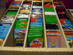 HUGE-WAREHOUSE-FIND-OF-VINTAGE-UNOPENED-BASEBALL-CARD-PACKS-BONUSES-GALORE