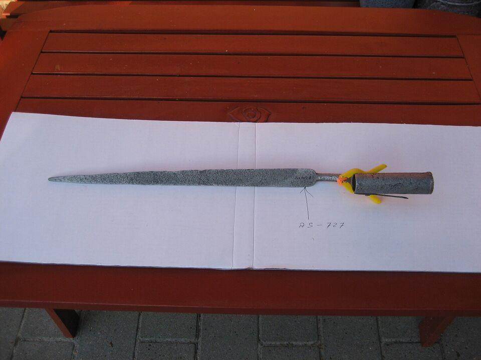 Militær, Dølle Bajonet M.1794