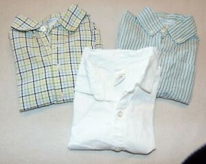 Lot-Of-3-Boy-039-s-Long-Sleeve-Shirts-Size-18-24-Months-Janie-and-Jack-George