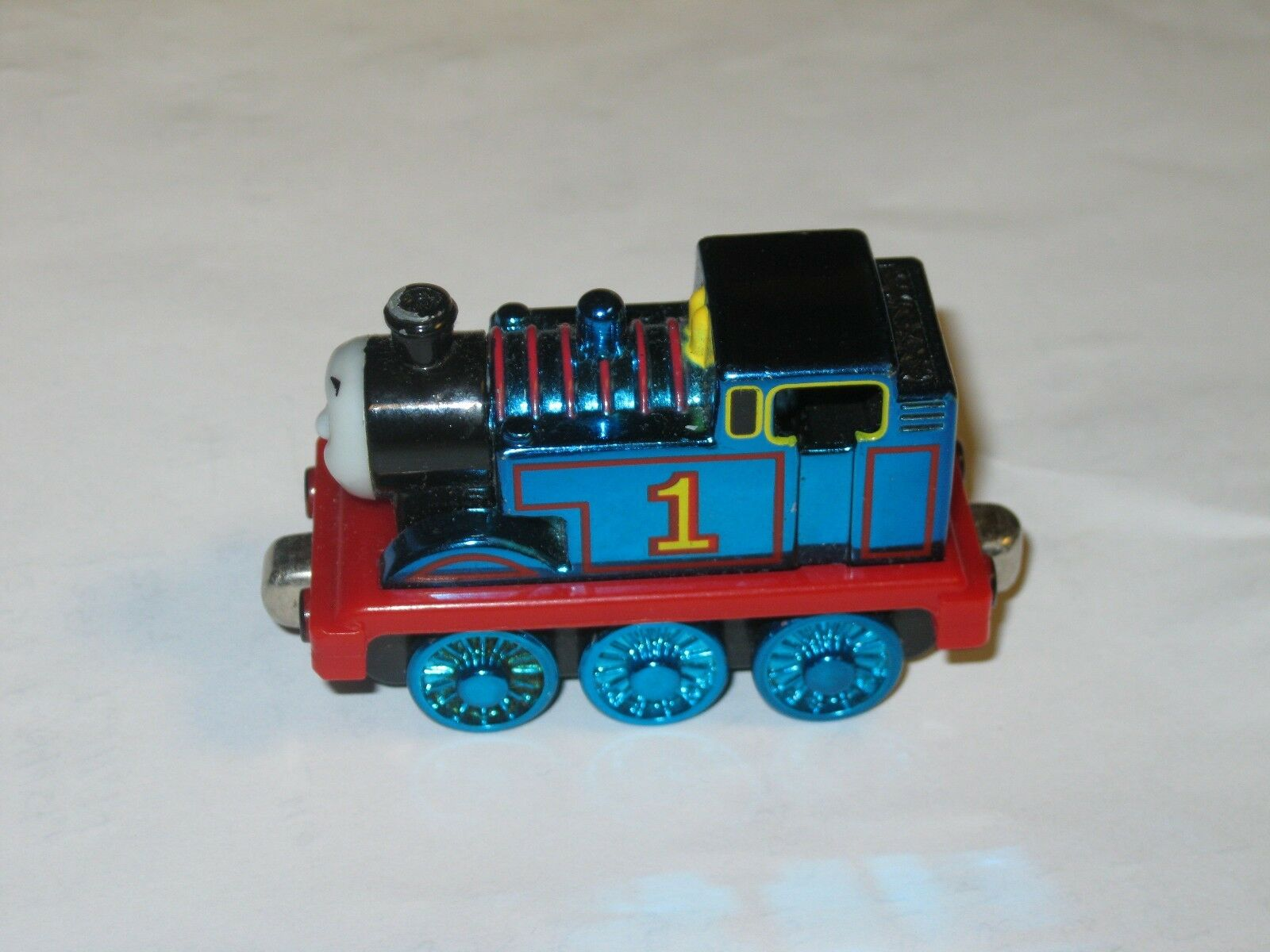 Metallic Thomas Train Metal Thomas The Train