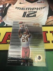 Bowmans Best Rookie Card Champ Bailey RC HOF Broncos Redskins