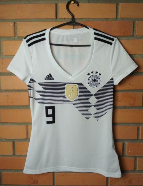 Germany Jersey Women 2018 2019 Football Shirt S Home Soccer Adidas Maglia Trikot