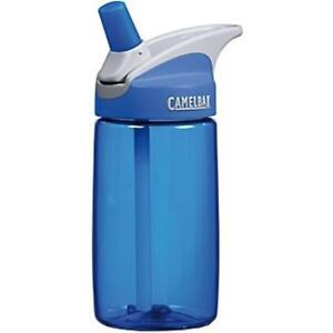Camelbak Kinder Trink Flasche eddy KIDS 0,4 L Blau Kindergarten Schule Blue