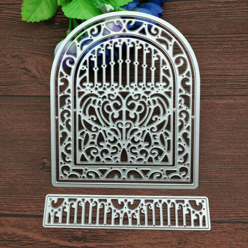 Lace Dies Collection Cutting Dies Scrapbook Embossing Album Card Paper Craft DIY