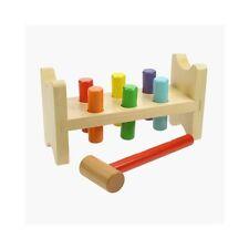 Bigjigs Toys BB006 First Hammer Bench NEU und OVP