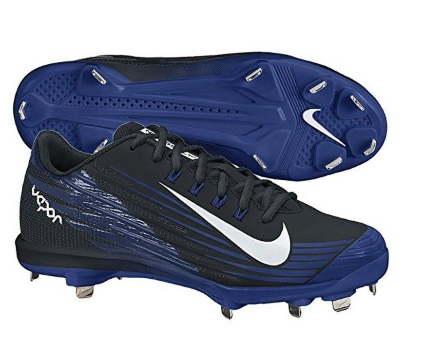 New Nike Uomo Lunar Vapor Pro Low Metal Baseball Cleat, Size 13