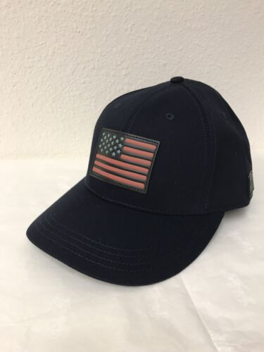NWT COACH Navy Americana Baseball Cap//Hat F26807 MSRP$95