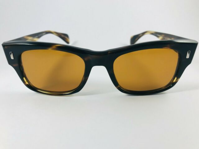 New Oliver Peoples Polarized sunglasses Deacon 5076 S 4700 brown Tortoise 50