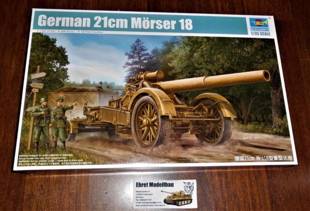 AF 35088 AFV Club German 8.8cm Flak 18 Anti-Aircraft Gun 1:35 Bausatz Kit Art