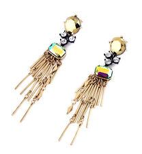 MARNI H&M Gemstone Pendant  Earrings