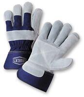 Westchester Ic5dp Ironcat Premium Heavy Split Cowhide Double Palm Gloves 12 Pair