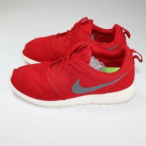 Nike Roshe Run Men Red Sport Running