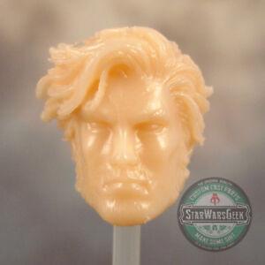 ML229-Custom-Sculpt-Cast-Aquaman-head-use-w-6-034-Marvel-Legends