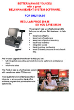 Classic Plus Deli Pos Management Software Only 495 9500 Off Retail