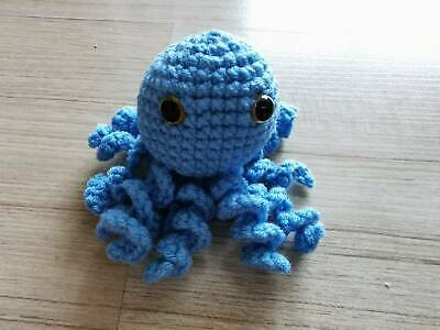 Amigurumi Squid - Full Step-by-Step Crochet Tutorial - YouTube | 300x400