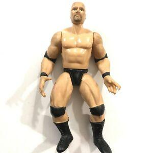 Stone-Cold-Steve-Austin-Action-Figure-VTG-1996-Jakks-Wrestling-WWE-WWF-Loose