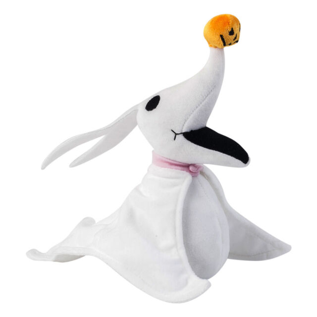 disney the nightmare before christmas zero plush doll figure toy 8 inch gift