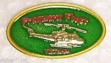 Hat Lapel Push Tie Tac Pin Vietnam Frequent Flyer NEW