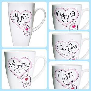PERSONALISED-LATTE-MUG-Birthday-Mothers-Day-Christmas-gift-Mummy-Grandma-Nanny