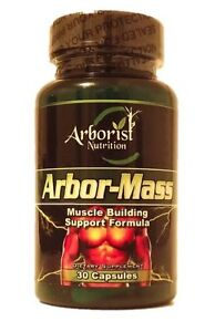 ARBOR-MASS-Natural-Testosterone-Booster-and-Muscle-Building-Support