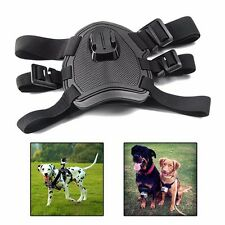 Action camera GoPro Accessories Dog Fetch Harness Chest Strap Shoulder Belt Moun