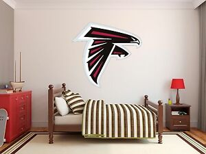 Beau Details About Atlanta Falcons NFL Bedroom Poster Wall Decal Art Sticker  Decor Car Vinyl SA156
