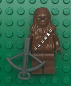 Lego Chewbacca 10179 6212 8038 4504 7965 10188 10236 Star Wars Minifigure