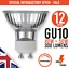 12x-Dimmable-GU10-40W-50W-240V-Reflector-Down-Lighter-Halogen-Lamp-Light-Bulbs thumbnail 1