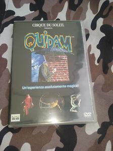 COFANETTO-DVD-NUOVO-perfetto-034-CIRQUE-DU-SOLEIL-Quidam-edizione-italiana