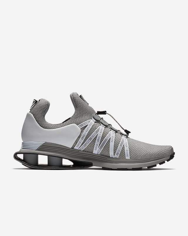 Nike shox gravità lupo grigio / bianco nero nero nero ar1999 010 uomini sz 11,5 dfe39b