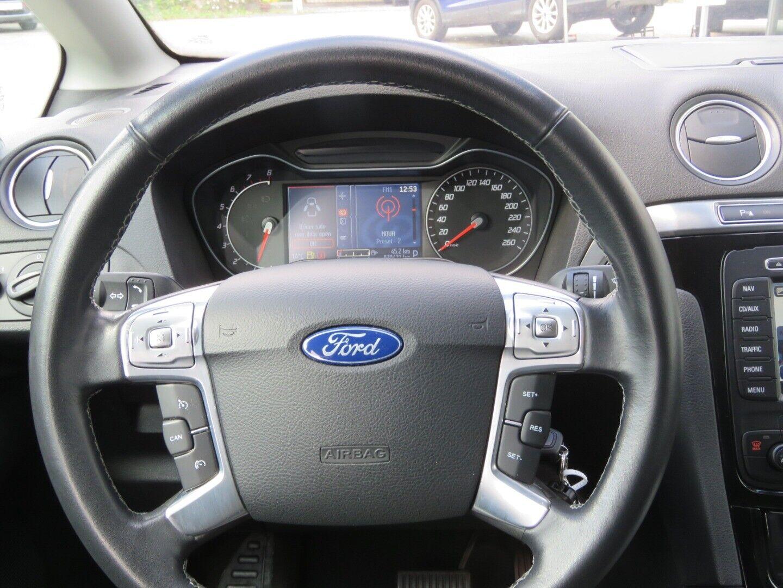 Ford S-MAX 2,0 SCTi 203 Titanium aut. - billede 6
