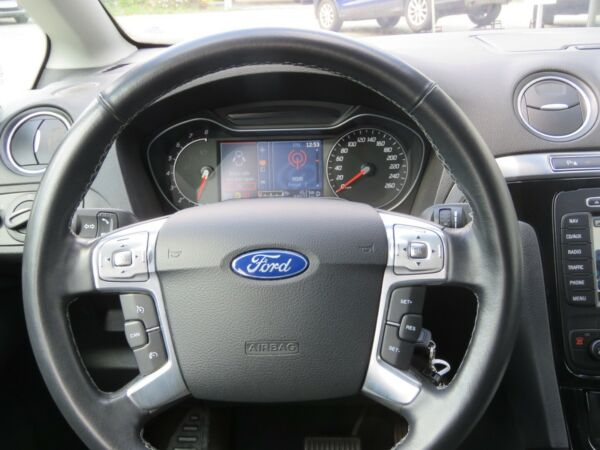 Ford S-MAX 2,0 SCTi 203 Titanium aut. billede 6