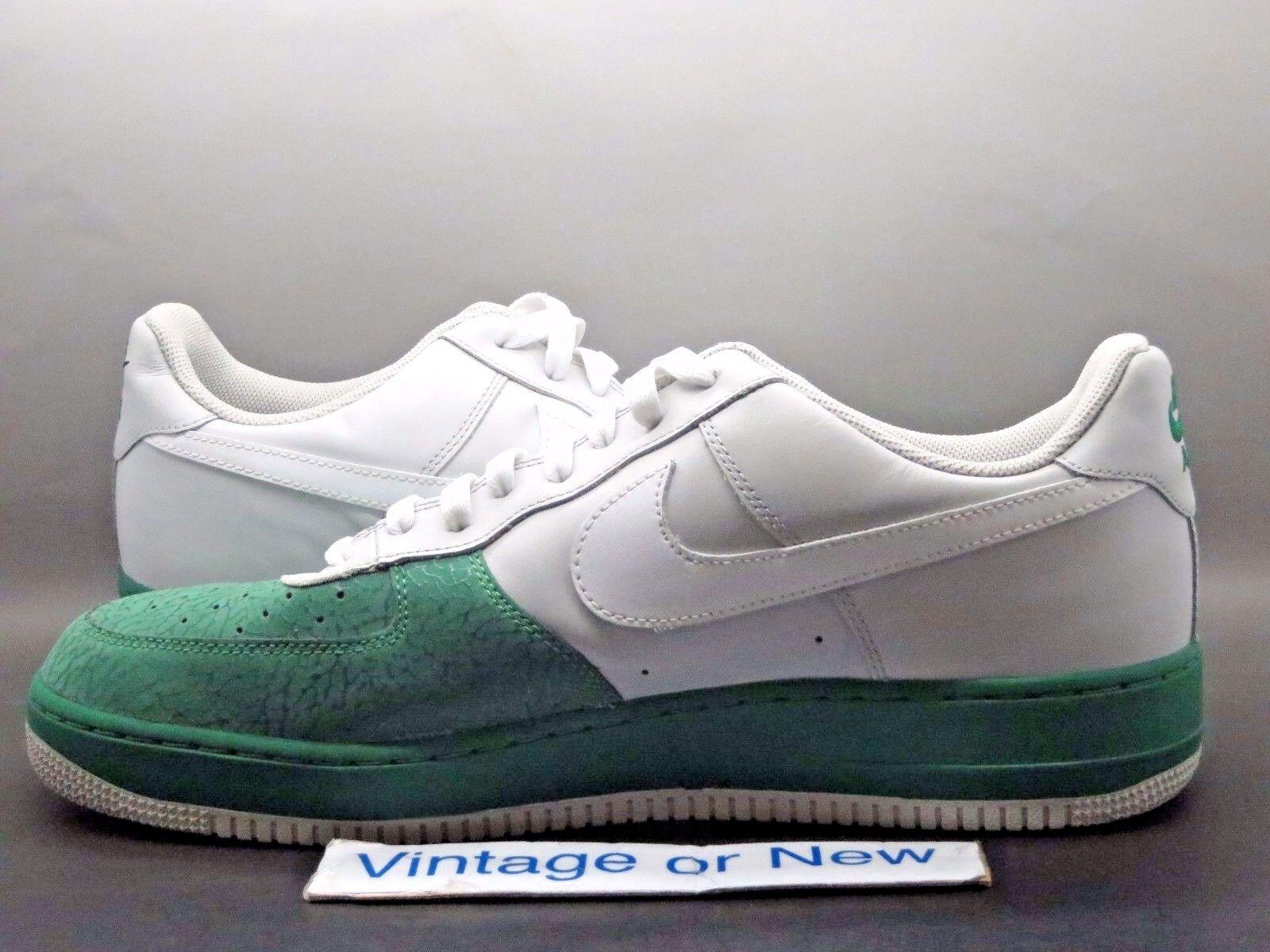 Nike grün air force 1 niedrig '07 neutralen grau pine grün Nike - weiße 2009 sz. 2beccf