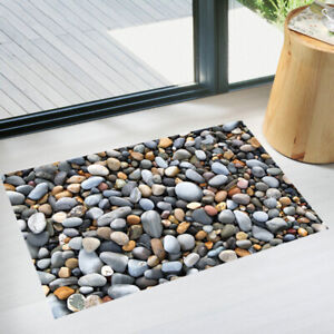 Piedra-de-3D-Piso-Pared-Adhesivo-Calcomania-Mural-Extraibles-amp-Vinilo-Arte-Decoracion-de-la-sala