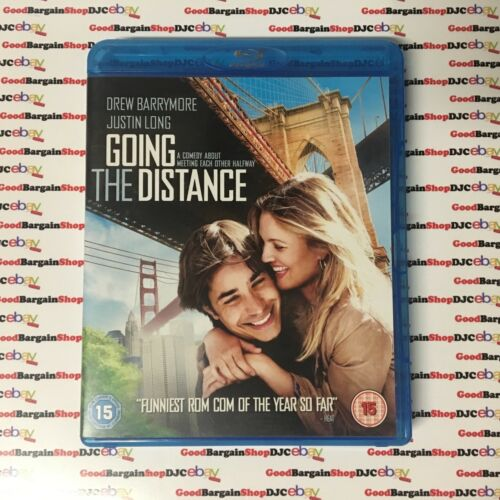 1 of 1 - Going The Distance (Blu-ray and DVD Combo, 2011)