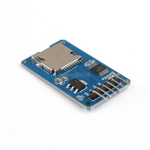 Micro SD Storage Board Mciro SD TF Card Memory Shield Module SPI For Arduino G