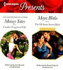 Carides' Forgotten Wife & the Di Sione Secret Baby by Maisey Yates, Maya Blake (CD-Audio, 2016)