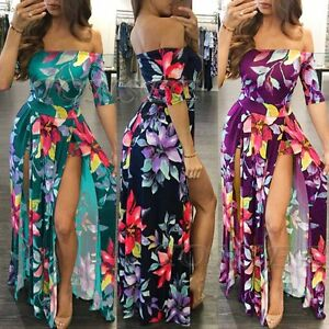 adcf20f3481 Details about Fashion Women s Sexy Jumpsuit Romper Short Trousers Bodycon  Playsuit Long Dress