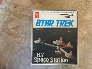 STAR TREK K7 Space Station AMT #S955 - Italia - STAR TREK K7 Space Station AMT #S955 - Italia