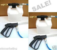 Carpet Cleaning - INLINE Injection SPRAYER (Set of 2) High Pressure Hose