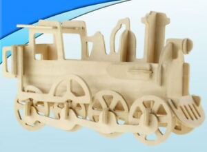 Train-Steam-Engine-Locomotive-jigsaw-3D-DIY-Wood-Model-Kit-Puzzle-Kids-Toy-Gifts