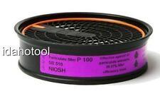 Sundstrom H02-1321 SR 510 P100/HE Particulate Filter (1pk)
