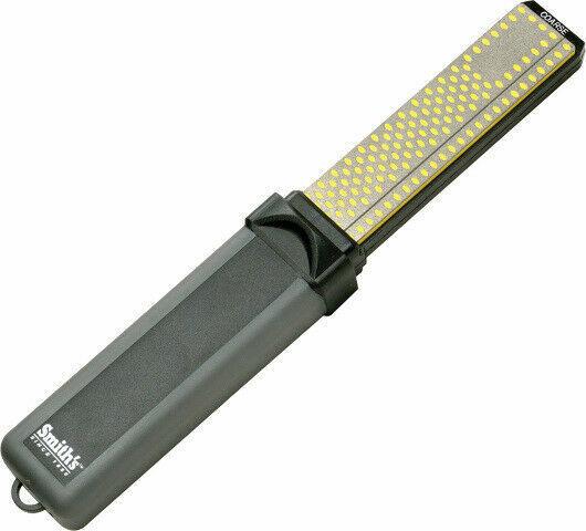 Smith/'s DCS4 4-Inch FINE /& COARSE Diamond Combo Sharpening Stones
